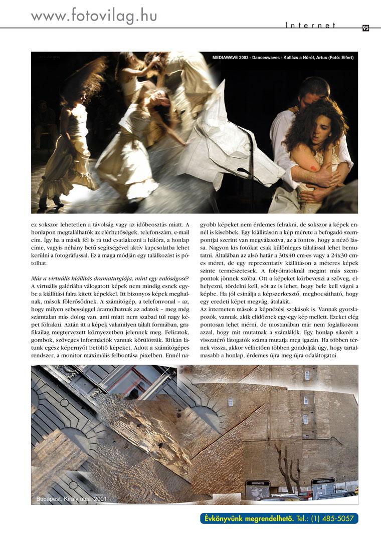 Digitális Fotó Magazin 95.o. - 2003.10.
