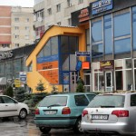 Zilah belváros, Szilágyság, Románia, 2013.10.16. (Eifert János felvétele)