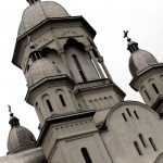 Ortodox templom, Szilágyság, 2013.10.16. (Eifert János felvétele)