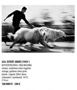x16. Árverés, 20. századi modern művészet, fotó / 16th Auction, Modern art from the 20th century, photo - Biksady Galéria, Budapest, 2014. április 1.  18:00