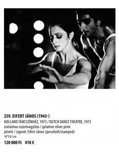 Eifert János: Nederlands Dance Theatre - Biksady Galéria