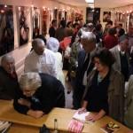 Doncsev Tosó: Egy bolgár vallomásai - könyvbemutató a Bolgár Kulturális Intézetben (VI. Andrássy út 14.), 2014. április 8-án