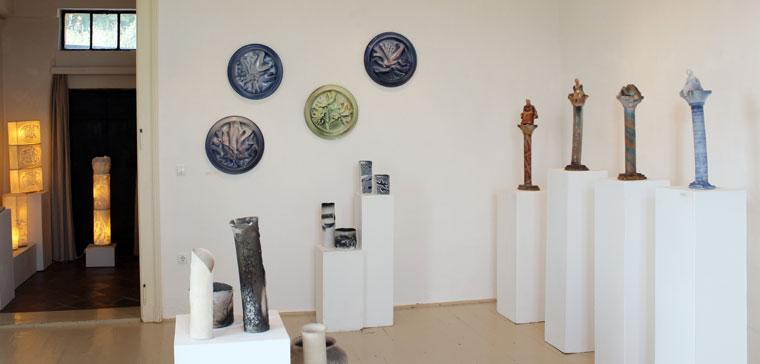 Kiállítás-részlet (Eifert János felvétele)