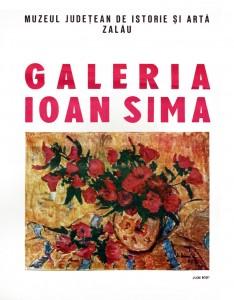 Galeria Ioan Sima plakátja (Eifert János reprodukciója)