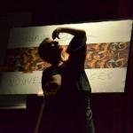 Pálosi István táncol, 2014.04.28. (Gergely Beatrix felvétele)