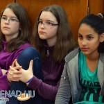 Eifert-előadás a Hódmezővásárhelyi Ének-zenei Iskola tanulóinak, 2014.04.29. (Promenad.hu felvétele)