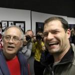 Tripont Fotóakadémia, Eifert János Mesterkurzusának portfólió-kiállítása, 2014.05.30. (Photo: Cseh Péter)