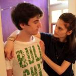 Eifert András Szilveszter és Walters Lili, Pannónia utca, 2014.05.11. (Eifert János felvétele)
