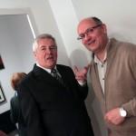 Markovics Ferenc és Papp Elek (Eifert János felvétele)