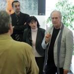 Eifert-kiállítás megnyitója a Szófiai Magyar Kulturális Intézetben, 2014.06.03.