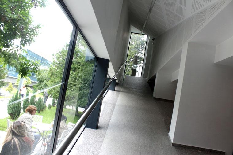 Új Bolgár Egyetem, Szófia (Eifert János felvétele)