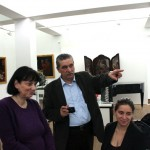 Bolgár Fotóakadémia: Eifert mesterkurzus az Új Bolgár Egyetemen (Eifert János felvétele)