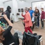 Bolgár Fotóakadémia: Eifert mesterkurzus az Új Bolgár Egyetemen (Photo Cafe)