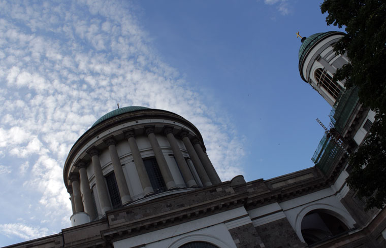 Esztergomi-bazilika (Eifert János felvétele)