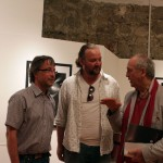Nagy Attila, Madarász Gábor és Eifert János (Móger Ildikó felvétele)