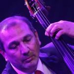 Mihai Petrescu (FI) jazz-bőgős (Photo: Eifert János)