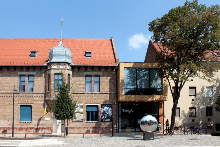 Tornyai János Múzeum (Eifert János felvétele) 2014.08.13.