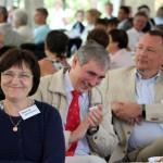 Benyhe Zsuzsanna (Vásárhelyről elszármazottak találkozója, Mártély, 2014.08.17.) Photo: Eifert János