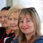 Rapcsák Kati és édesanyja (Vásárhelyről elszármazottak találkozója, Mártély, 2014.08.17.) Photo: Eifert János