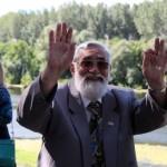 Szenti Tibor (Vásárhelyről elszármazottak találkozója, Mártély, 2014.08.17.) Photo: Eifert János