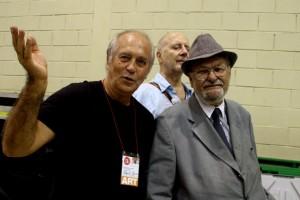Eifert János, Jan Sedal, Martin Balik - Tárrega, 2014.09.14. (Móger Ildikó felvétele)