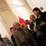2014.09.25.-Fény-Galéria-Tőkés-Júlia-köszöntője (Eifert János felvétele)