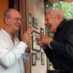 Eifert János és Dusóczky Tamás diskurzusa (Photo: Dékány Tibor)