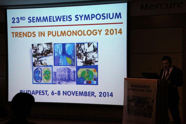 23th Semmelweis Symposium, Budapest, Hotel Mercure Buda (Photo: Eifert János)