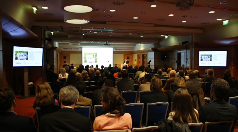 23th Semmelweis Symposium, Budapest, Hotel Mercure Buda, 2014.11.06-8. (Photo: Eifert János)