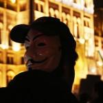 Közfelháborodás napja, tüntetés a Kossuth-téren, 2014.11.17. (Photo: Eifert János)