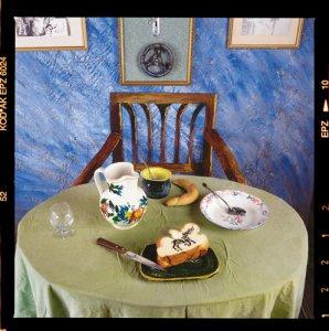 Farkas Antal jama: Reggeli, 1994