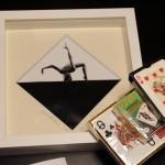 """Dini ajándékai, köztük a """"Geometrikus"""" akt (Eifert János felvétele)"""