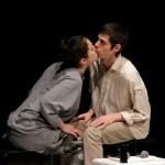 Duett két nyelvre | Duet for two tongues Koreográfus: Anna ARISTARKHOVA (RUS), előadó: Karina SUAREZ BOSCHE (MEX), Anton SOLOVEYCHIK (RUS) - Photo: Eifert János