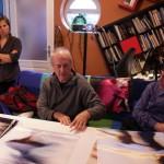 2015.04.08.-Olasz Ági, Eifert János és Papp Zoli (Kőműves Kata felvétele)