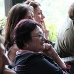 2015.05.19.-Mucsy Szilvia édesanyja, az egykori MTI-s (Eifert János felvétele)