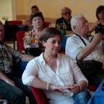 2015.06.12. Eifert Gabriella Pivonka Kriszta kiállításának megnyitóján (Eifert János felvétele)
