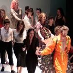 MOME Textil 2015 Diploma Fashion Show, Trafó, 2015.06.12. (Photo: Eifert János)