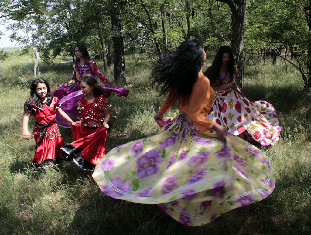 Cigány tánc - Érmihályfalva, 2015.07.04. (Photo: Eifert János)