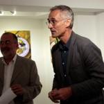 2015.08.28. Fülöp József megnyitja a kiállítást (Eifert János felvétele)