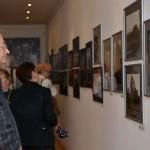 Nagy-Tivadar-kiállításán (Pavol Sedliak felvétele)