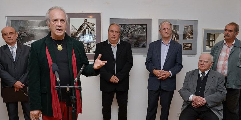 Nagy-Tivadar-kiállítását-Eifert-János-nyitotta-meg (Pavol Sedliak felvétele)