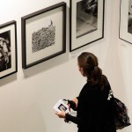 Eifert-fotók az ArtPhoto Galéria standján. ART MARKET BUDAPEST, 2015.10.08-11. (Eifert János felvétele)