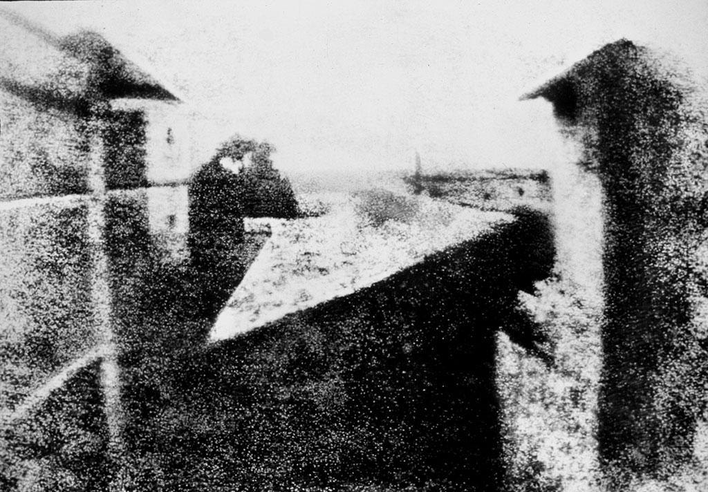1826-Niépce-első-felvétel