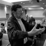 2015.11.05.-MAOE-tisztújító-Dozvald-János-magyaráz (Eifert János felvétele)