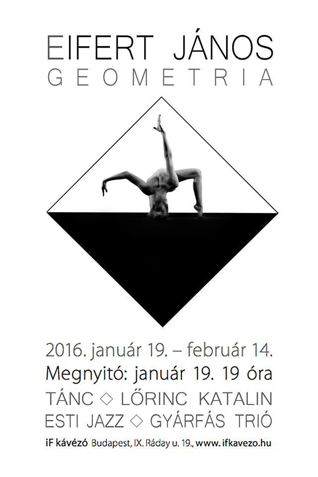 2016.01.19. iF Cafe-Eifert-GEOMETRIA