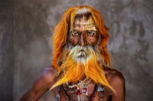 Steve McCurry_Rabari tribal elder, Rajasthan