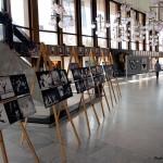 2016.06.17. Győri Nemzeti Színház, Eifert János GEOMETRIA c. kiállításának részlete
