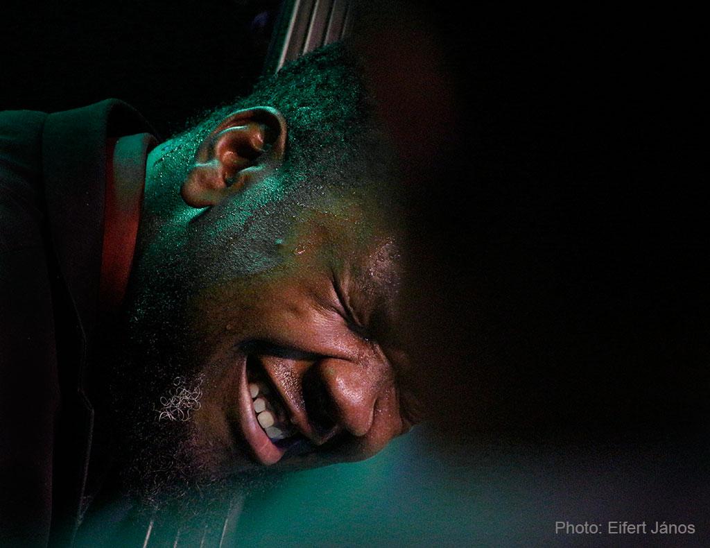 2016.06.24.-Bánki-Jazzfesztivál_Dezron Douglas, a Dan Nimmer Trio jazz-bőgőse (Photo: Eifert János)