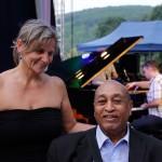 2016.06.24.-XII.-Bánki-Jazzfesztivál_Olasz-Ági-Reggie-Johnson (Photo: Eifert János)