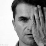 Csőre Gábor színész, a Magyar Krónika műsorvezetője (Photo: Eifert János)